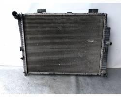 Radiatore acqua MERCEDES Classe E Berlina W210 2° Serie