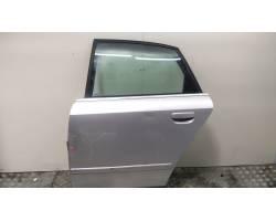 Portiera Posteriore Sinistra AUDI A4 Avant (8E) 1 serie
