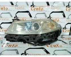 Faro anteriore Sinistro Guida RENAULT Megane ll S. Wagon (06>08)