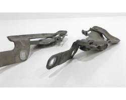 Cerniere cofano anteriore dx e sx OPEL Meriva 3° Serie