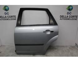 Portiera Posteriore Sinistra FORD Focus S. Wagon 3° Serie