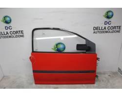 Portiera anteriore Destra AIXAM A721-A751 1° Serie