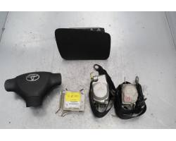 Kit Airbag Completo TOYOTA Aygo 1° Serie