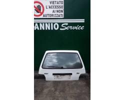PORTELLONE POSTERIORE COMPLETO FIAT Uno 2° Serie Benzina  (1990) RICAMBI USATI