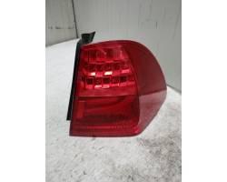 7289432 STOP FANALE POSTERIORE DESTRO PASSEGGERO BMW Serie 1 Cabrio (E88) Diesel  (2007) RICAMBI USATI
