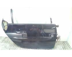 PORTIERA ANTERIORE DESTRA SMART ForTwo Cabrio 2° Serie 800 Diesel  (2004) RICAMBI USATI