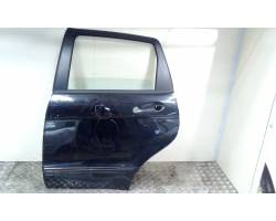 PORTIERA POSTERIORE SINISTRA MERCEDES Classe A W169 3° Serie 2000 Diesel  (2005) RICAMBI USATI