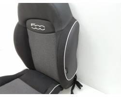 Sedile Anteriore Sinistro lato Guida FIAT 500 X 1° Serie