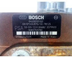 Pompa iniezione Diesel PEUGEOT 207 1° Serie