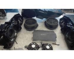 Kit impianto audio auto AUDI A6 Avant 4° Serie (4G5)