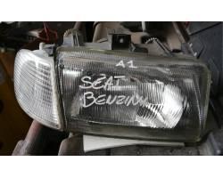 Faro anteriore Destro Passeggero SEAT Ibiza Serie (96>99)