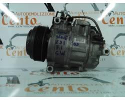 Compressore A/C BMW Serie 3 E91 Touring 2° Serie