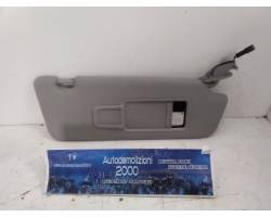 Parasole aletta Lato Passeggero AUDI A1 Serie (8X)