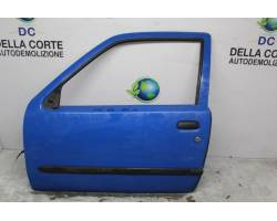 Portiera Anteriore Sinistra FIAT Seicento Serie (00>05)