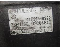 Compressore A/C MERCEDES Classe C Berlina W203