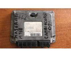 CFC201F CENTRALINA MOTORE MASERATI GT Coupé 4200 Benzina  (2002) RICAMBI USATI