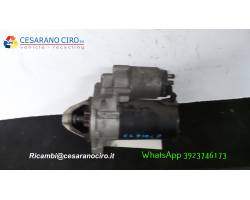 Motorino d' avviamento FORD Ka Serie (CCQ) (96>08)