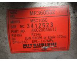 Compressore A/C MITSUBISHI Pajero Sport