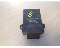 Centralina ventola radiatore CITROEN Saxo 2° Serie
