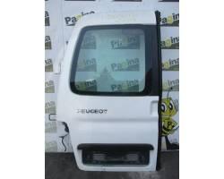 Porta carico posteriore a battente SX lato guida vetrata PEUGEOT Ranch 2° Serie