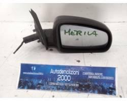 Specchietto Retrovisore Destro OPEL Meriva 1° Serie