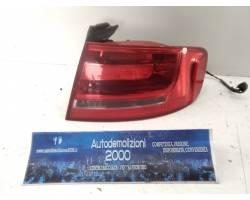 Stop fanale posteriore Destro Passeggero AUDI A4 Avant (8K5)