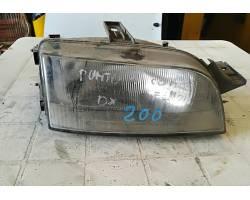 Faro anteriore Destro Passeggero FIAT Punto Berlina 3P