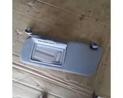 Parasole aletta anteriore Lato Guida CHEVROLET Matiz 4° Serie