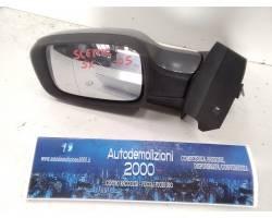 Specchietto Retrovisore Sinistro RENAULT Megane ll Serie (02>06)