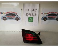 Stop Posteriore Sinistro Integrato nel Portello colore Scuro CITROEN DS4 1° Serie