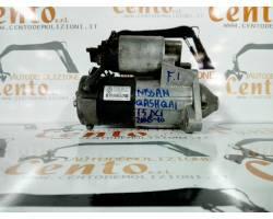 Motorino d' avviamento NISSAN Qashqai 1° Serie