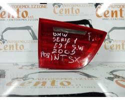 Stop Posteriore Sinistro Integrato nel Portello BMW Serie 3 E91 Touring 2° Serie