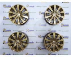 Cerchi in ferro SUBARU Impreza 4° Serie