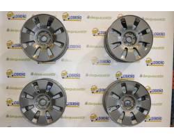 Cerchi in ferro AUDI Q5 1° Serie