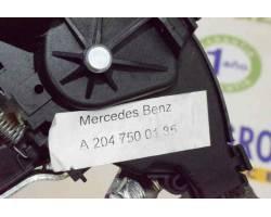 Serratura Cofano Posteriore MERCEDES Classe C Berlina W204