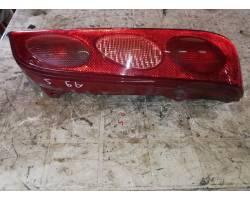 9607 STOP FANALE POSTERIORE SINISTRO LATO GUIDA FIAT Seicento Serie (00>05) Benzina  (2003) RICAMBI USATI