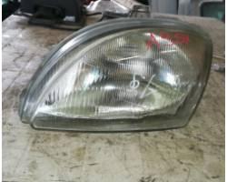 02826683 FARO ANTERIORE SINISTRO GUIDA FIAT Seicento Serie (00>05) Benzina  (2003) RICAMBI USATI