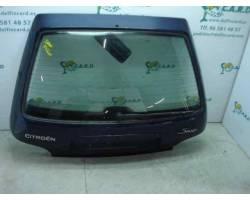 PORTELLONE POSTERIORE COMPLETO CITROEN Saxo 1° Serie 109772 Km  (1996) RICAMBI USATI
