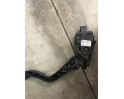 6pv009083-00 PEDALE ACCELERATORE PEUGEOT 207 1° Serie 1600 Diesel  (2007) RICAMBI USATI