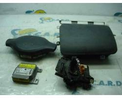 KIT AIRBAG COMPLETO RENAULT Clio Serie (01>05)  (1998) RICAMBI USATI