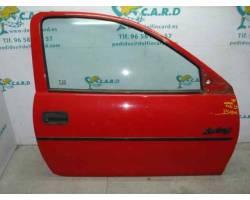 Portiera anteriore Destra OPEL Corsa B 1° Serie 3P