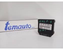 Centralina sensori di parcheggio VOLKSWAGEN Golf 5 Berlina (03>08)
