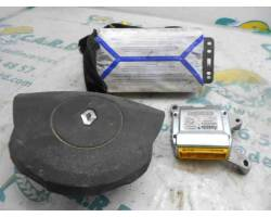 Kit Airbag Completo RENAULT Espace 4° Serie