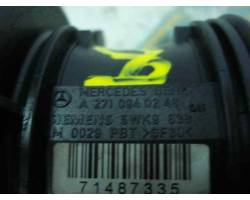 Debimetro MERCEDES CLK Coupé W209