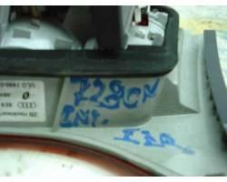 Stop fanale Posteriore sinistro lato Guida AUDI A4 Avant (8E) 1 serie