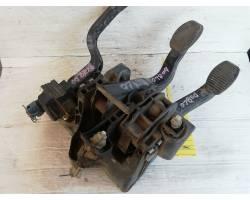 Pedaliera completa freno + frizione + acceleratore FIAT Doblò 1° Serie