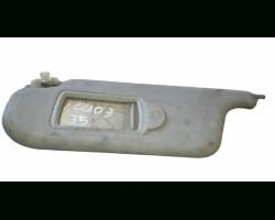Parasole aletta anteriore Lato Guida RENAULT Clio Serie (04>08)
