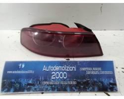 Stop fanale Posteriore sinistro lato Guida ALFA ROMEO 159 Berlina 1° Serie