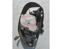 Cintura di Sicurezza anteriore Destra con pretensionatore CHEVROLET Aveo 1° Serie