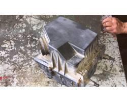 Box scatola filtro aria OPEL Corsa D 3P 1° Serie